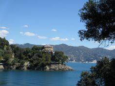The Cinque Terre - daytripping to Portofino