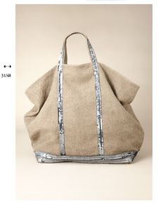 canvas bag vanessa bruno