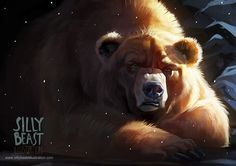 Bear concepts on Wacom Gallery