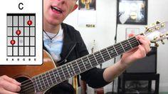 Sitting On The Dock Of the Bay - Otis Redding  - Easy Acoustic Guitar L...