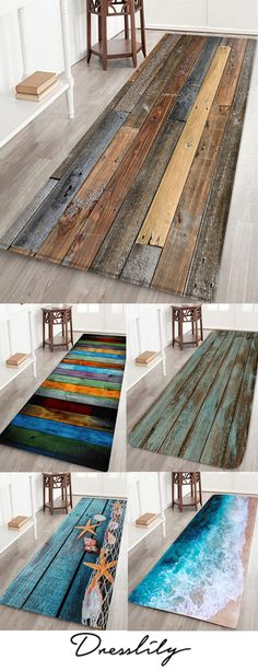 fall home decor Wood Board Print Water Resistant Floor Mat. Interior Design Kitchen, Interior Design Living Room, Living Room Designs, Living Room Decor, Bedroom Decor, Living Rooms, Bedroom Ideas, Pallet Furniture, Cabin Furniture
