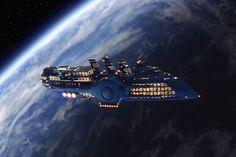 Image result for fifth element luxury liner