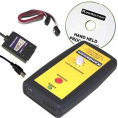8-way AVR Hand held programmer starter kit   #AVR , #programmer, #programming, #kit, #microcontroller