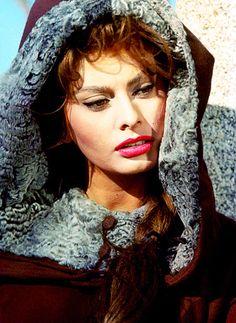 Sophia Loren in El Cid, 1961