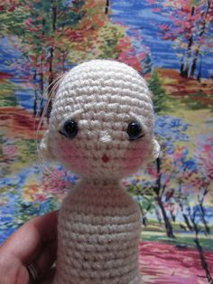 Doll crochet tutorials