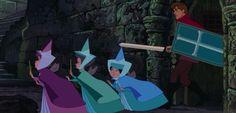 """""""Sleeping Beauty"""" (1959)"""