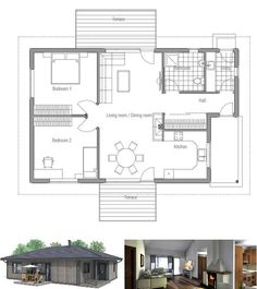 modern house with high ceilings three bedrooms and separate tv area for kids simple shapes and lines affordable building budget
