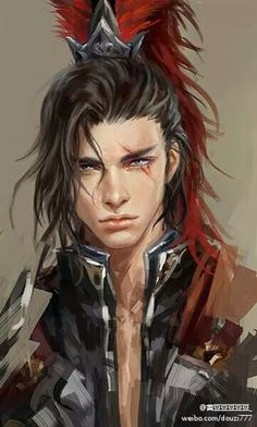 Digital art anime guy character design new ideas Fantasy Character Design, Character Concept, Character Inspiration, Character Art, Character Types, Inspiration Art, Character Ideas, Concept Art, Art Anime