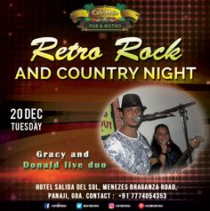Enjoy some Retro Rock & Country music this Tuesday Night only at Café Mojo! What's better than listening to the old tunes with some cocktails and good company. #CafeMojo #Pubs #Party #Music #Beer #EatLocal   #Beers #Enjoy #BeerDrinks  #Parties #PartyMusic #GoodTimes  #Dance #Pub #Nightlife.