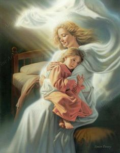 .in the arms of an Angel....
