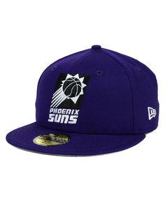 24fdbe8c4a8 New Era Phoenix Suns Back To Basic 59FIFTY Cap