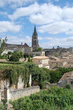 Le village Saint Emilion