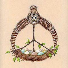 Owl peace