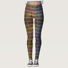 leggings created by AleksandraStepien. Cute Leggings, Yoga Leggings, Leggings Fashion, Dressmaking, Fractals, Things That Bounce, Cool Designs, Fancy, Color