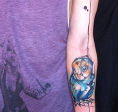 owl tattoo #ink #YouQueen #girly #tattoos