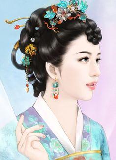 chinese art 452×625 pixels