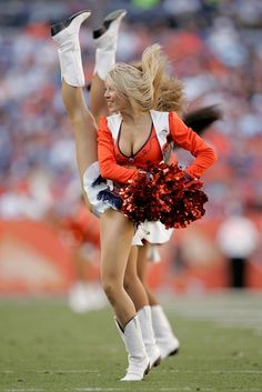 Thanks for Denver broncos cheerleaders nude naked are