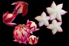 Radish Florets