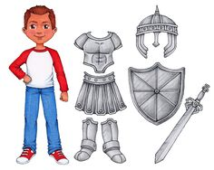 armor of god clipart in color and black white clipart images rh pinterest com lds armor of god clipart armour of god clipart