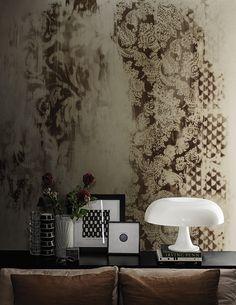 Delave www.wallanddeco.com #wallpaper, #wallcovering, #cartedaparati