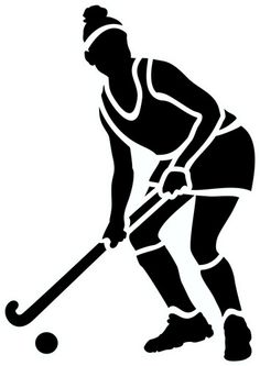 field hockey clipart image my stuff pinterest field hockey rh pinterest com girl field hockey clipart field hockey clipart free