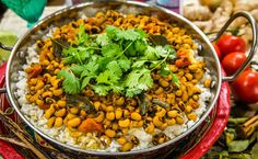 Monsoon Black-Eyed Pea Curry