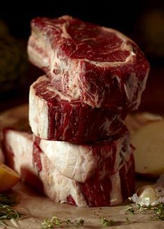 raw meat photography - Google Search