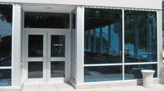 Shop Fronts | Aluminium Windows and Doors by Action Glass & Aluminium Aluminium Windows And Doors, Glass And Aluminium, Shop Fronts, Shower Doors, Action, Shopping, Group Action, Shop Windows