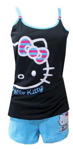 hello kitty pj for women
