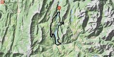 """[Isère] Le tour des lacs du Drac par les passerelles Attention, cet itinéraire comporte un passage dangereux balisé avec un panneau danger """"corniche instable"""" au km 54.  Très jolie balade entre Matheysine et Trièves avec deux super descentes et de jolis singles rapides.  Départ de Notre-Dame-de-Commiers, on attaque par 5 km de route jusqu'à Monteynard, puis belle descente sur le Vivier et single pour prendre pied sur les corniches du Drac, encore un single sous la route jusqu'à Rouac, puis…"""