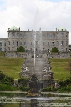 Powerscourt - Wicklow County, Ireland