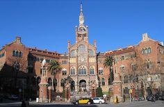 Barcelona Hospital de la Santa Creu i Sant Pau