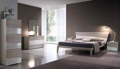 Camera da letto moderna DIAGONAL MAB
