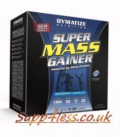 DYMATIZE SUPER MASS GAINER 5443G