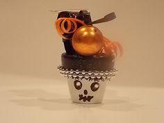 Halloween Minikin Treat Sets by restoriedDesigns on Etsy, $5.99
