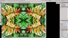 How to create patterns using Photoshop and an image. Once you make a pattern you…