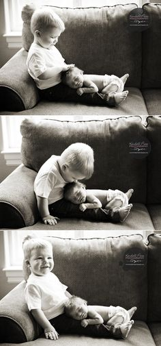 So cute... Newborn photo ideas