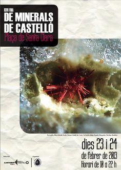 XXVI feria de Minerales de Castellón