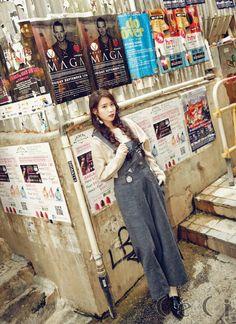IU - Ceci Magazine October Issue '15