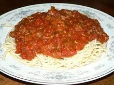 Sauce spaghetti sucrée et épicée à la Nancy | Recettes du Québec