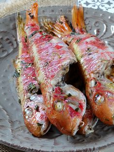 Fish Recipes, Italian Recipes, Shrimp, Seafood, Terra, Rabbit, Loosing Weight, Diet, Pisces