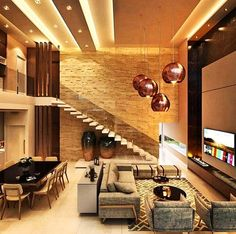 Fascinating 14 Beegcom Best Interior Designers Hong Kong, Home Decor Online Bahrain Home Decor Online, Home Decor Shops, Dream Home Design, Modern House Design, Luxury Homes Dream Houses, Best Interior Design, Interior Ideas, Interior Architecture, Amazing Architecture