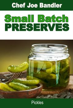 Given the number of pounds of pickles that many families buy, preserving your own pickles can be economical, fun to make, as well as chemical and preservative free.