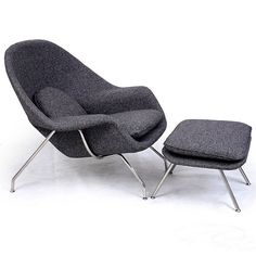 Furniture Friday Post | 005 #knoll #knollstudio #saarinen #womb #furniturefriday #raptstudio