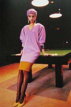 1984 - YSL Rive Gauche by JL Sieff