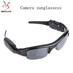 New style Hot Sale Digital Audio Video Mini Camera DVR Sunglasses Sport Camcorder Recorder Cam For Driving Hiking Eyewear