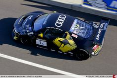 2012 Bathurst 12 Hours qualifying. Photo by Audi AG.