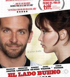 """""""El lado bueno de las cosas"""" una de las películas del año, ganadora de oscars y con muy buenas críticas, pronto la podremos ver en el cine de Huetor tajar"""