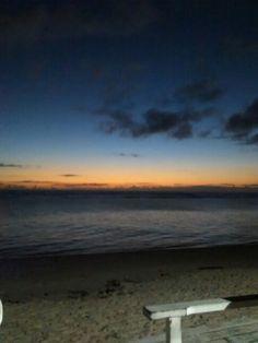 01/01/2015 amanhecendo em Arraial D'Ajuda
