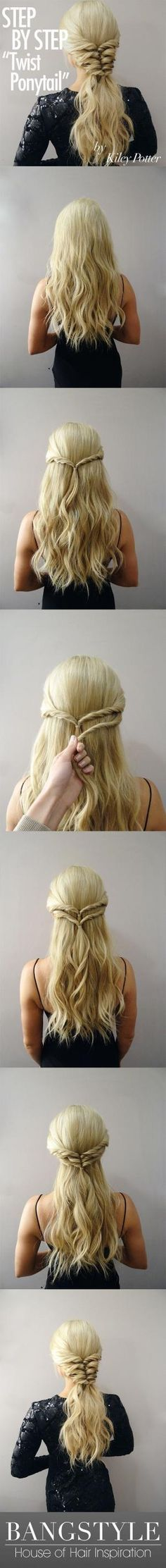 20 Gorgeous Braided Hairstyles For Long Hair - Trend To Wear by estelat